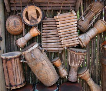 Warsztat: Energia Rytmu - Powrót bębnów afrykańskich