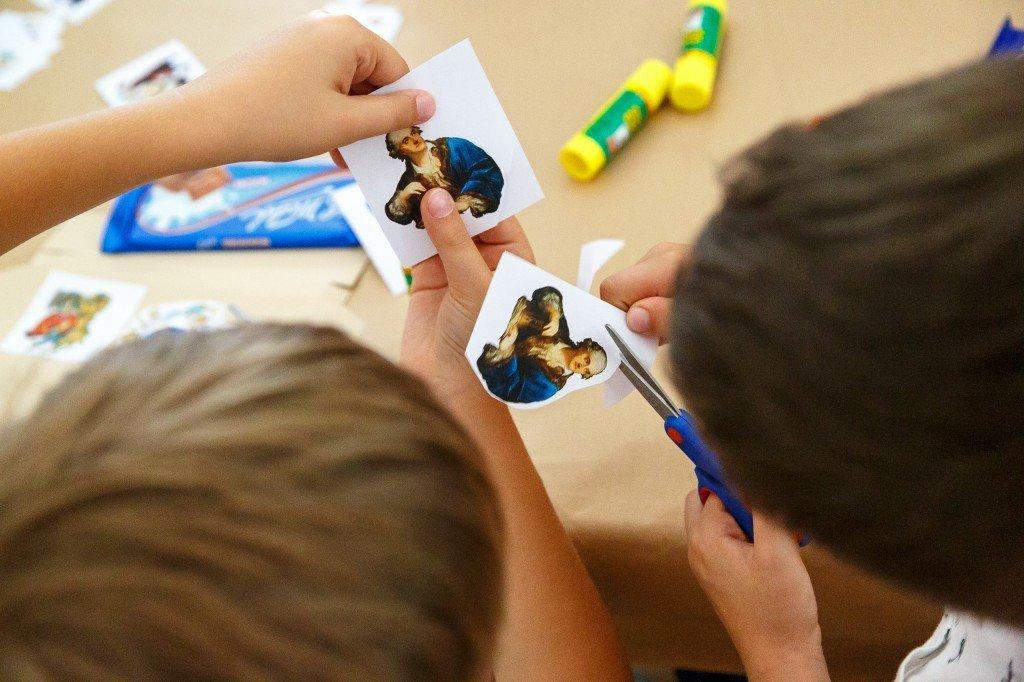Warsztaty dla rodzin z dziećmi ze spektrum autyzmu: Mapa Muzeum
