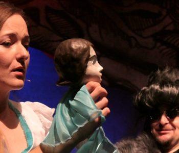 Calineczka w Teatrze Animacji