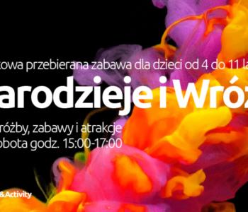 Czarodziejska zabawa Andrzejkowa