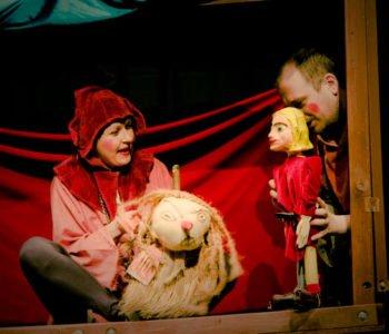 Opowieści Wagantów w Teatrze Gry i Ludzie