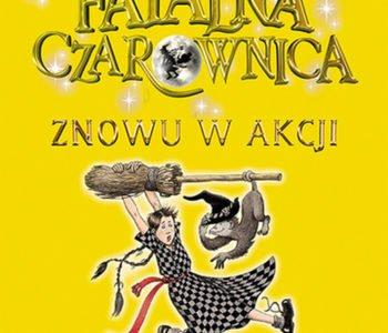 Fatalna Czarownica - drugi tom powieści