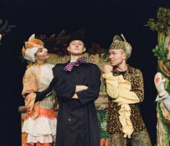 Spektakl dla dzieci w Trójmiescie Sopot 2018
