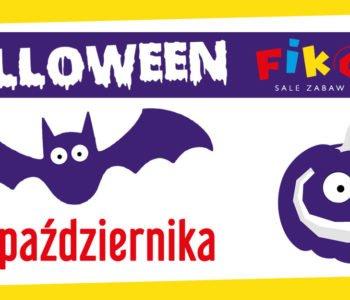 Impreza Halloween w Fikołkach