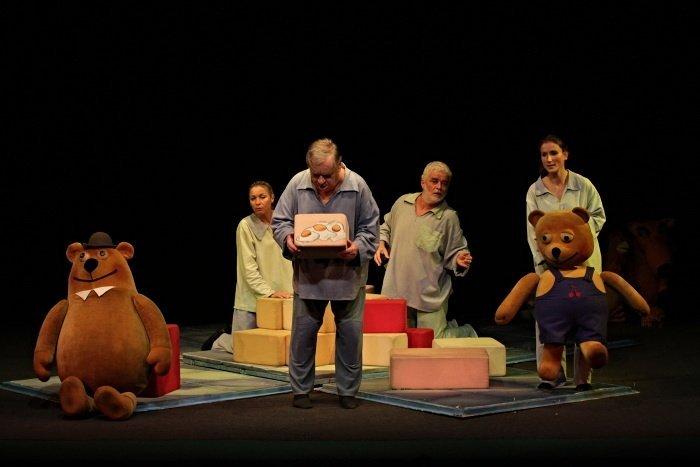 Strefa Dziecka w Teatrze Małym: Miś Tymoteusz Rym Cim Ci. Tychy
