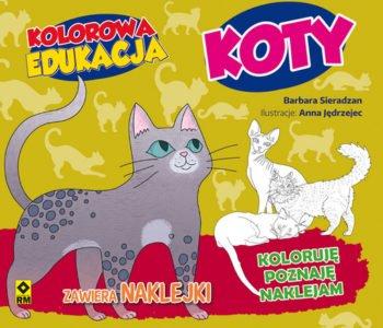 Kolorowa edukacja. Koty