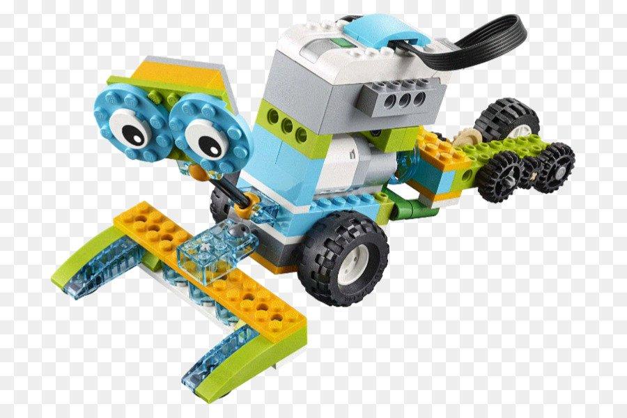 Robotowy Mix - przetestuj nowe roboty i konstrukcje
