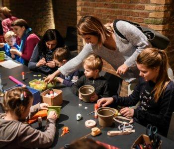 Dni Kultury Czeskiej: Niezwykła podróż Dobrawy – warsztaty dla rodzin z dziećmi