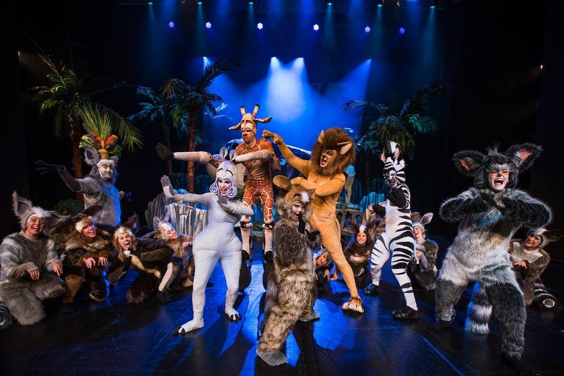 Madagaskar – musicalowa przygoda