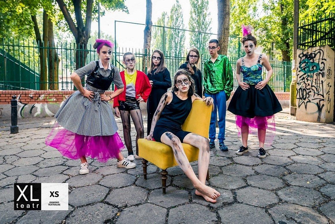 Rodzinna Jesienna Gra Terenowa w Parku Ujazdowskim