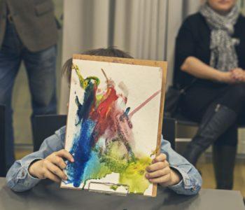Muzeum dla Malucha: Warsztaty towarzyszące wystawie Triennale Grafiki Polskiej
