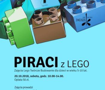 Warsztaty Robotyki i Twórczego Budowania: PIRACI z LEGO