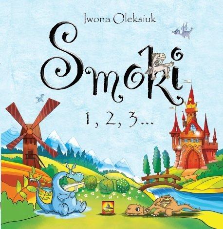 Smoki 1, 2, 3... Iwona Oleksiuk - książka