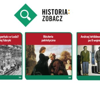 Zdjęcia historycznych eksponatów