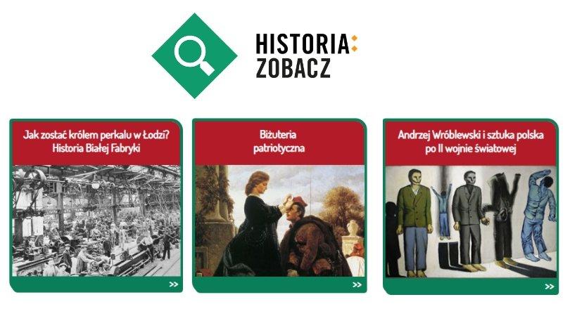 Historia: Zobacz – kolejne trzy lekcje już na naszej platformie