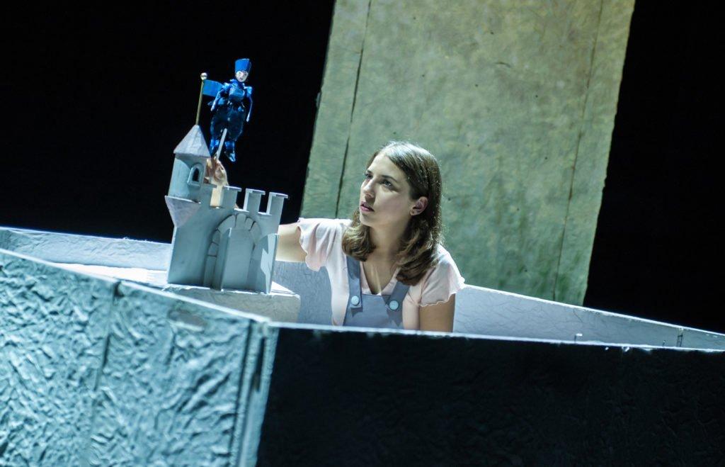 Maleńkie Królestwo królewny Aurelki w Teatrze Baj