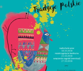 konkurs Tradycje polskie - atrakcje dla dzieci Wrocław 2018