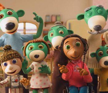 Podwieczorek z animacją: Rodzina Treflików