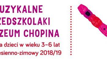 Muzykalne Przedszkolaki w Muzeum Chopina