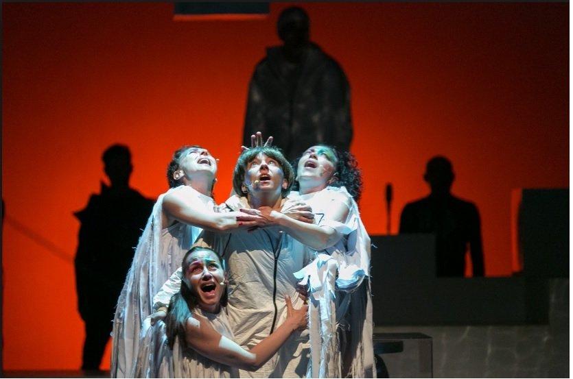 Spektakl dla dzieci Wrocławski Teatr Lalek repertuar 2018 atrakcje dla dzieci Wrocław