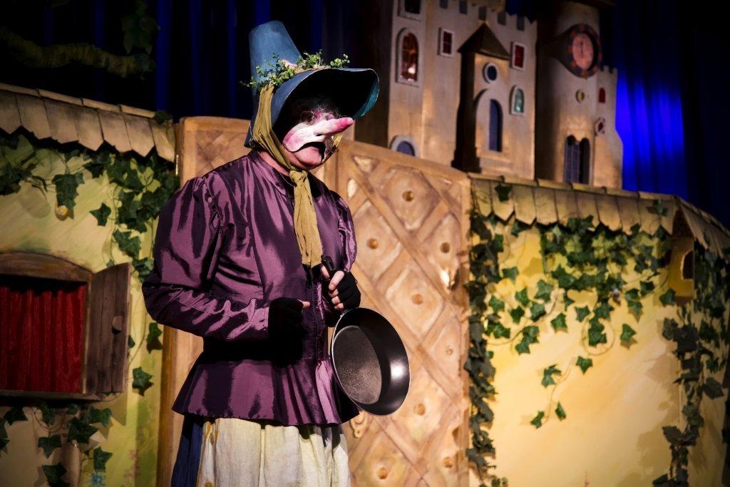 Repertuar Teatr Piccolo - październik 2018