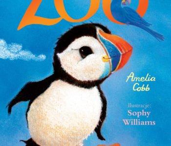 Zosia i jej zoo. Kapryśny przyjaciel – książka