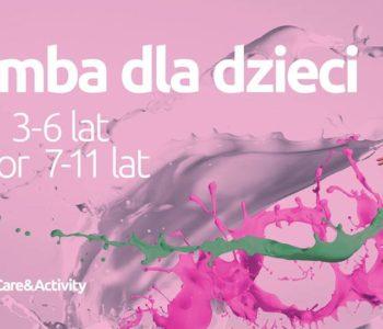 Zumba - zajęcia dla dzieci w LaLoba Care & Activity