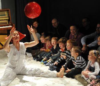 Spektakle integracyjne dla dzieci z dysfunkcjami rozwojowymi i niepełnosprawnością