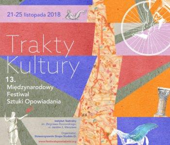 XIII Międzynarodowy Festiwal Sztuki Opowiadania – spektakle dla dzieci