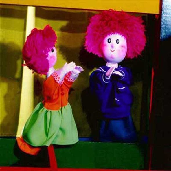 Jaś i Małgosia w Teatrze Animacji