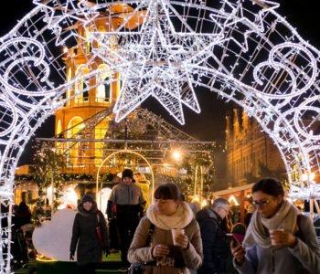 Jarmark Bożonarodzeniowy - od 1 grudnia odpalamy święta w Gdańsku