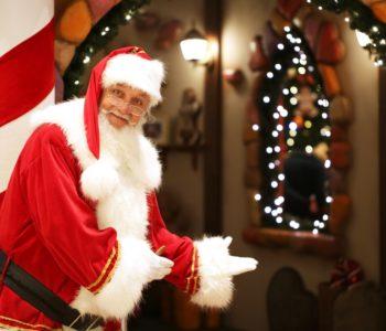 Święty Mikołaj w Piernikowej Chacie
