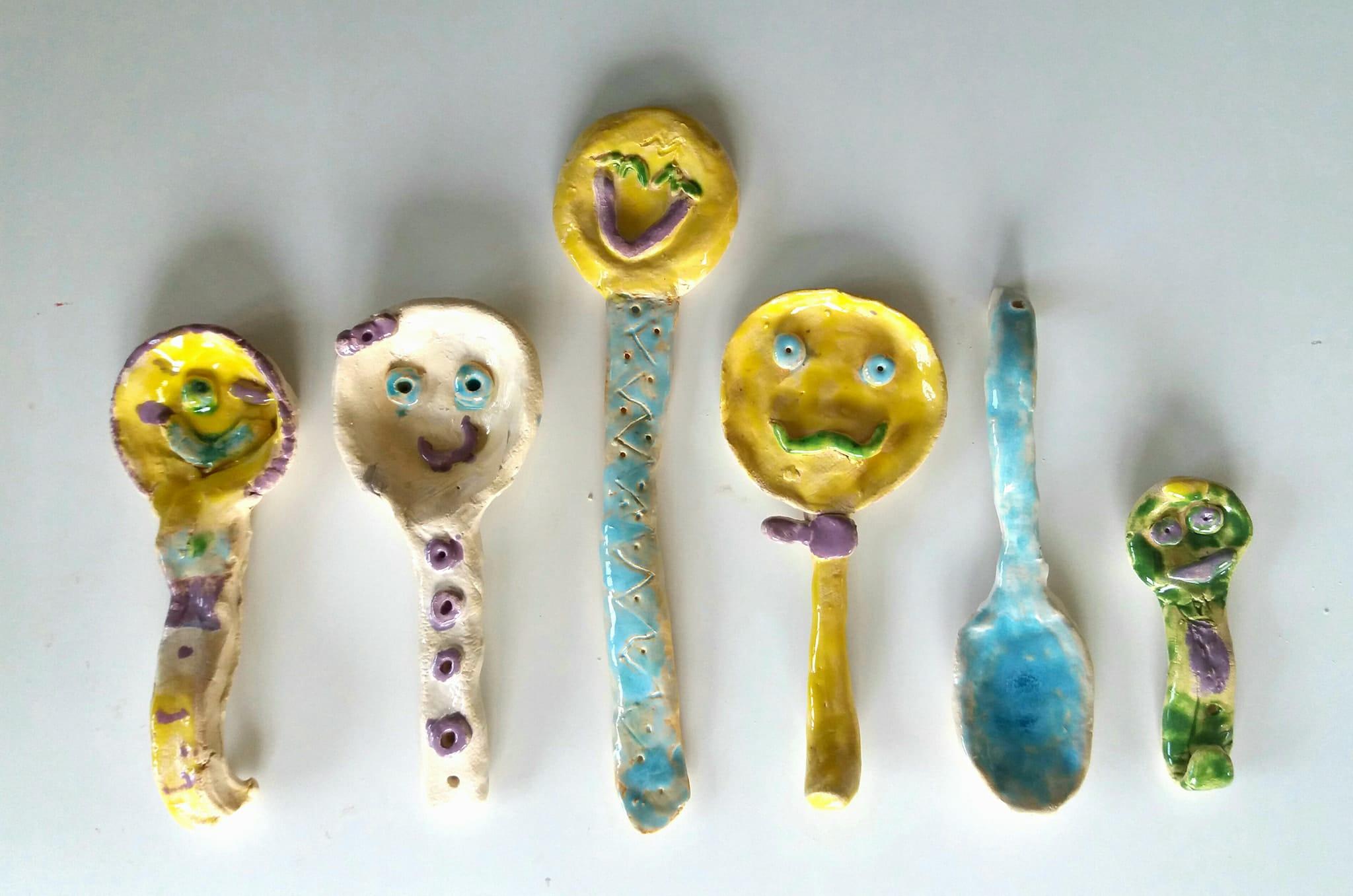 Urodzinki z ceramiką dla dzieci