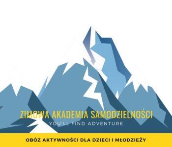 Obóz zimowy dla dzieci i młodzieży - Niedzica 2019