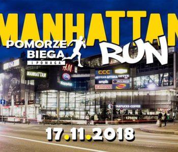 Manhattan Run – Pomorze Biega i Pomaga