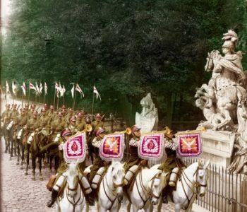 1. Pułk Szwoleżerów Józefa Piłsudskiego - wystawa