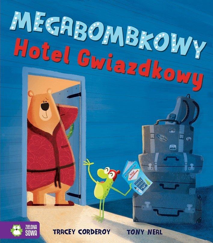 Megabombkowy Hotel Gwiazdkowy - świąteczna opowieść