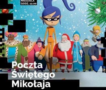 Poczta Świętego Mikołaja - film dla dzieci