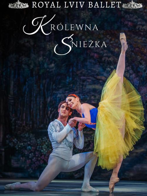 Królewna Śnieżka - balet. Ruda Śląska