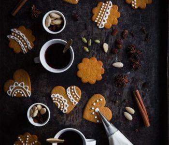 Warsztaty wypiekania świątecznych ciasteczek