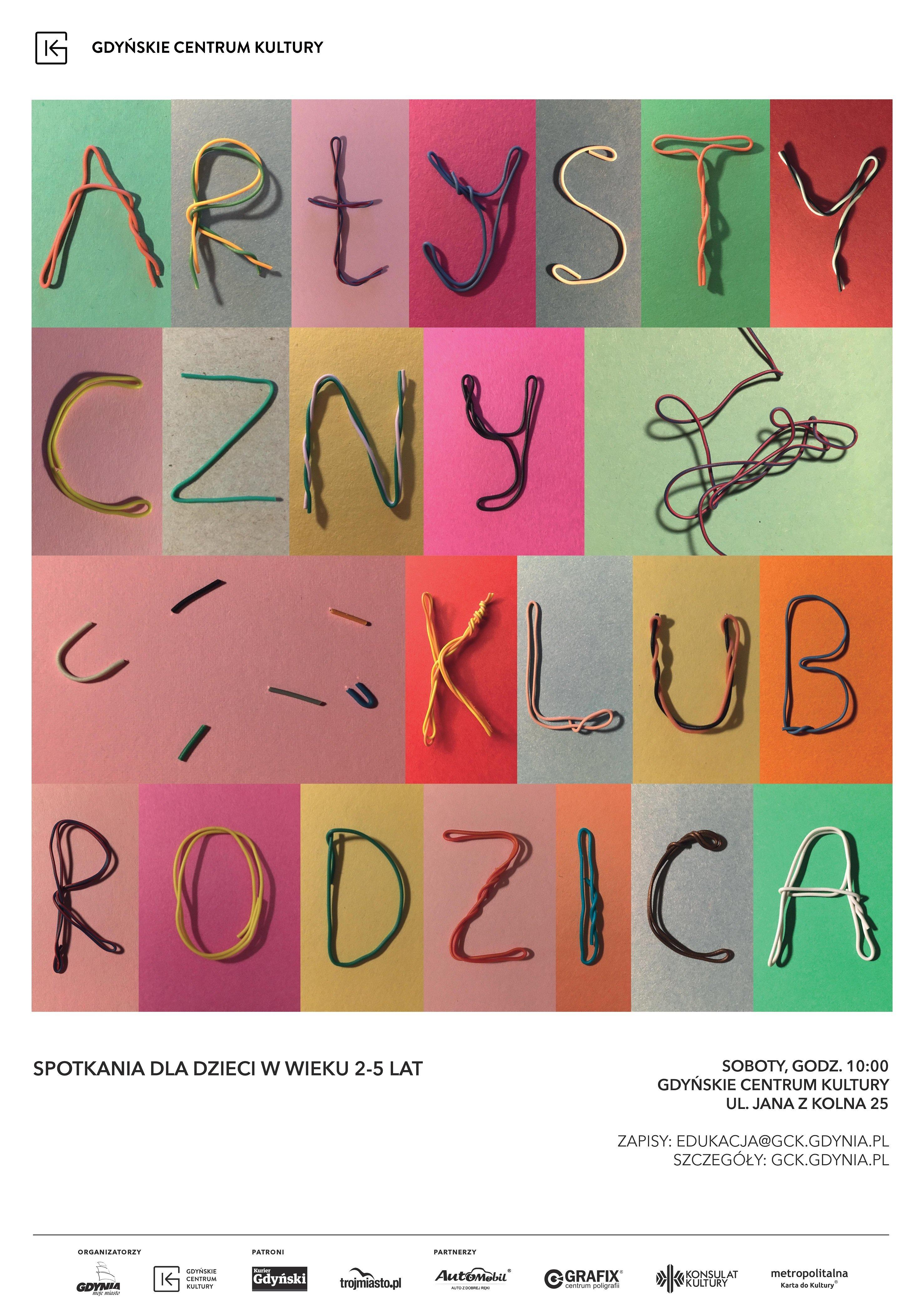 Gimnastyka buzi i języka - Artystyczny Klub Rodzica