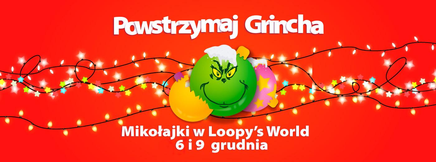 Mikołajki w Loopy's World Wrocław - 6 i 9 grudnia