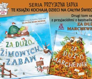 Za dużo zimowych zabaw – światowy bestseller