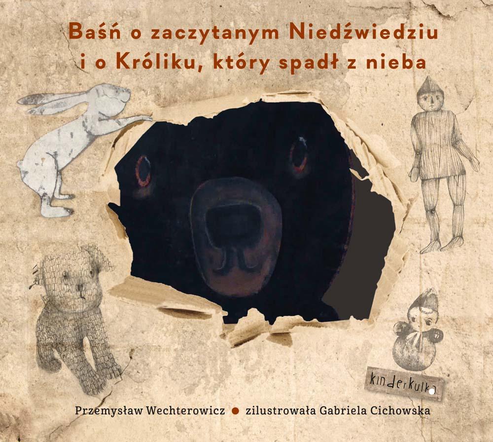 Baśń o zaczytanym Niedźwiedziu