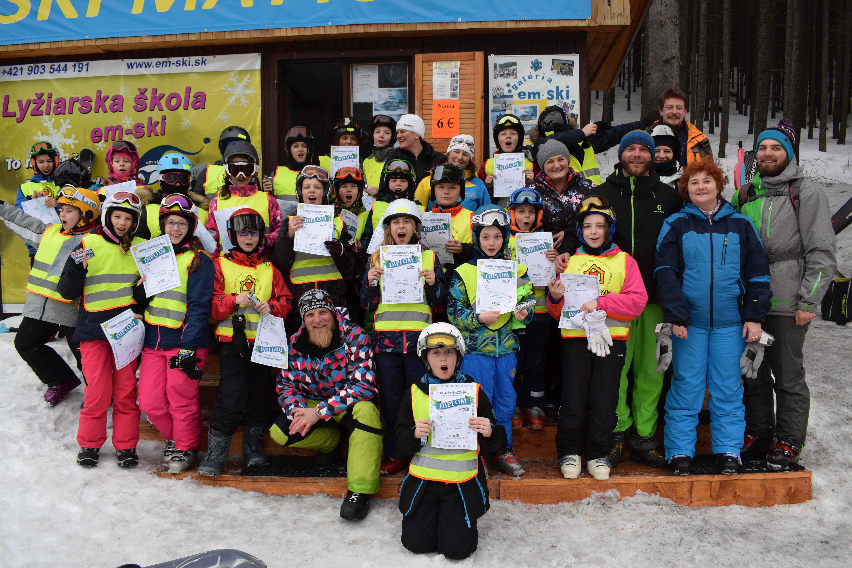 Zimowisko w Zubercu 2019 dla dzieci 8 – 16 lat (Słowacja)