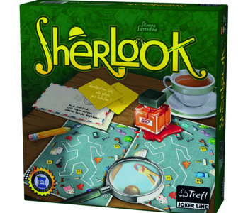 gra detektywistyczna Scherlock