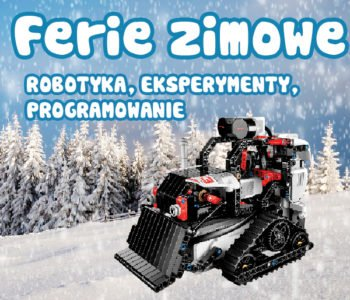Ferie zimowe z Małym Inżynierem