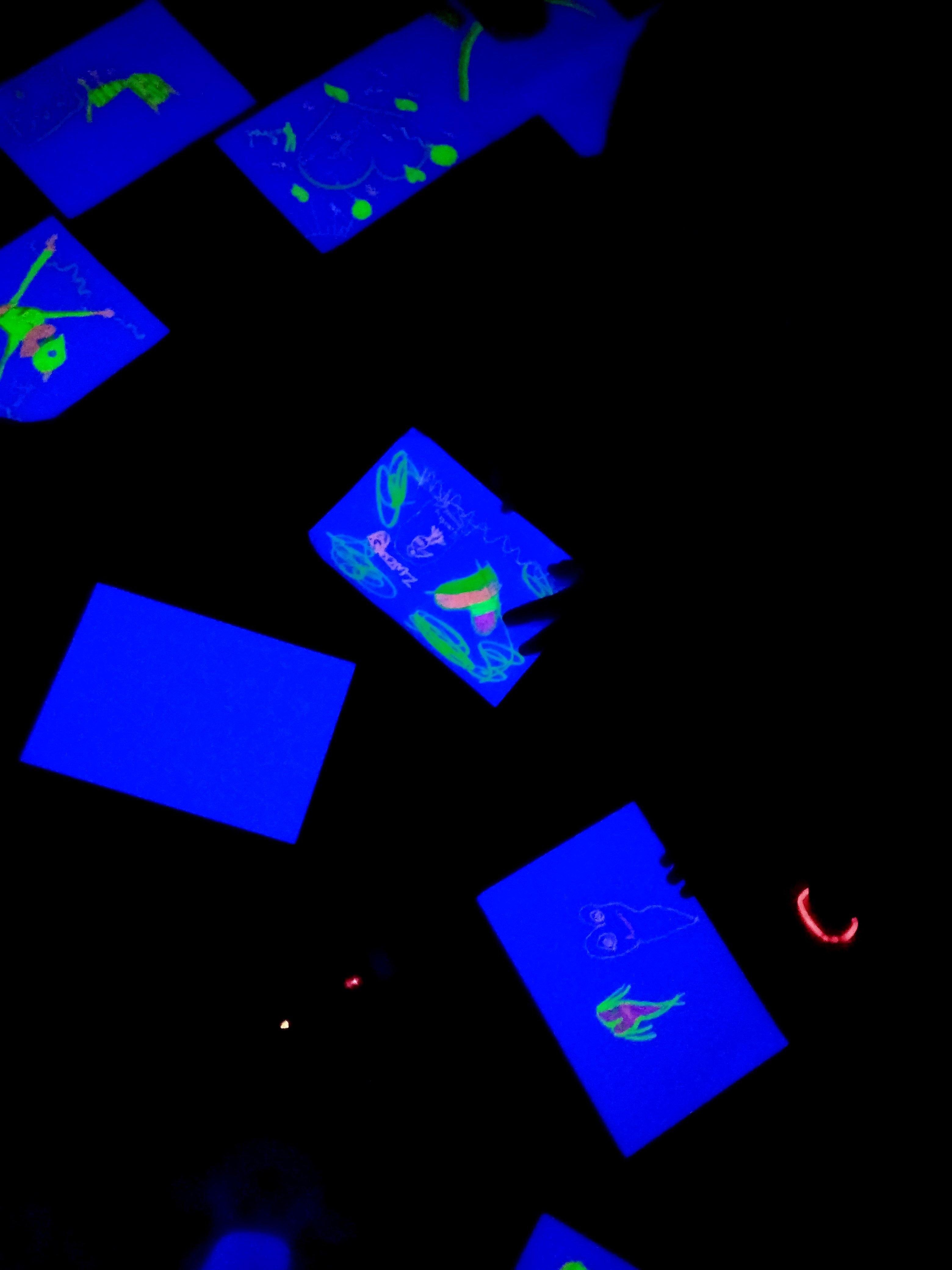 Warsztaty fluorescencyjne
