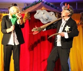 Teatrzyki Niedzielne: Kminek i Koperek w Betlejem