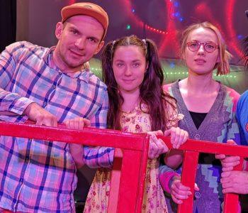 Mikołajkowe Magiczne krzesło w Teatrze Współczesnym